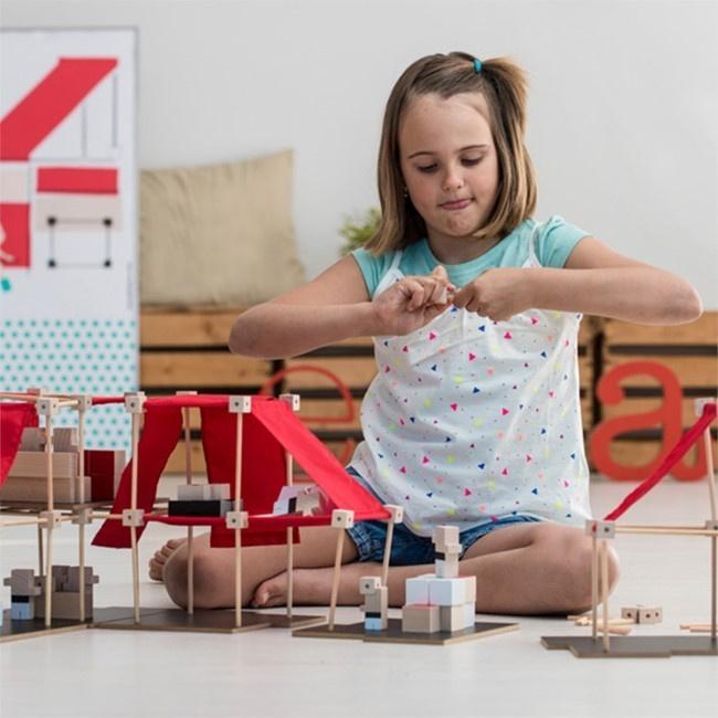 Creatief en educatief speelgoed