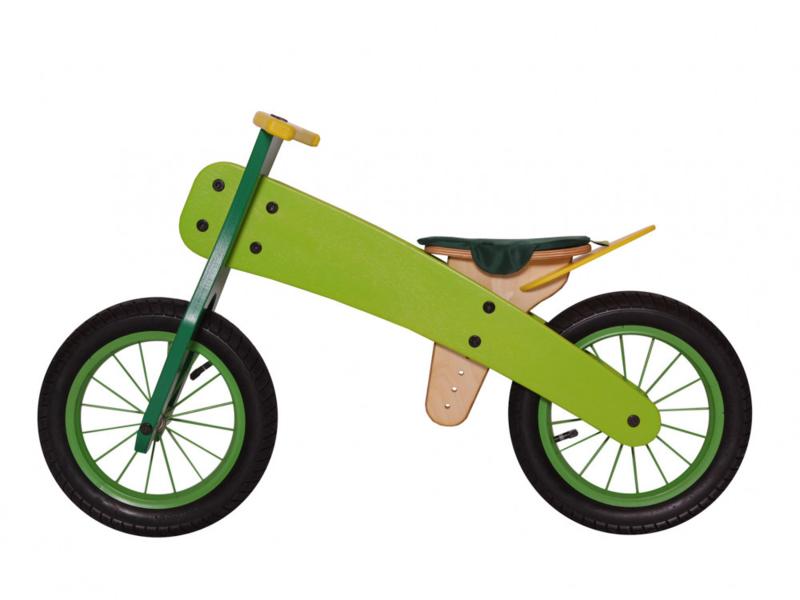 fietsen en rijden