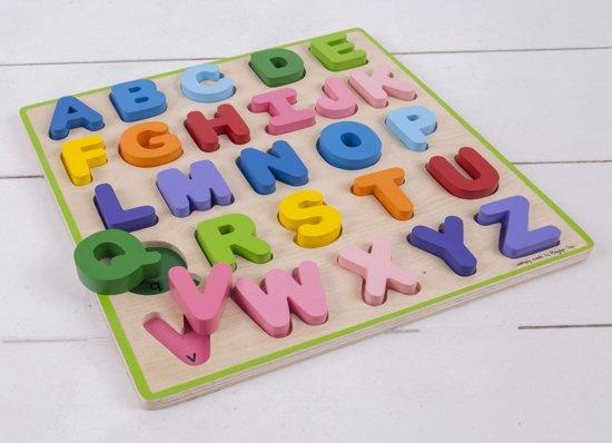 Houten creatief en educatief speelgoed