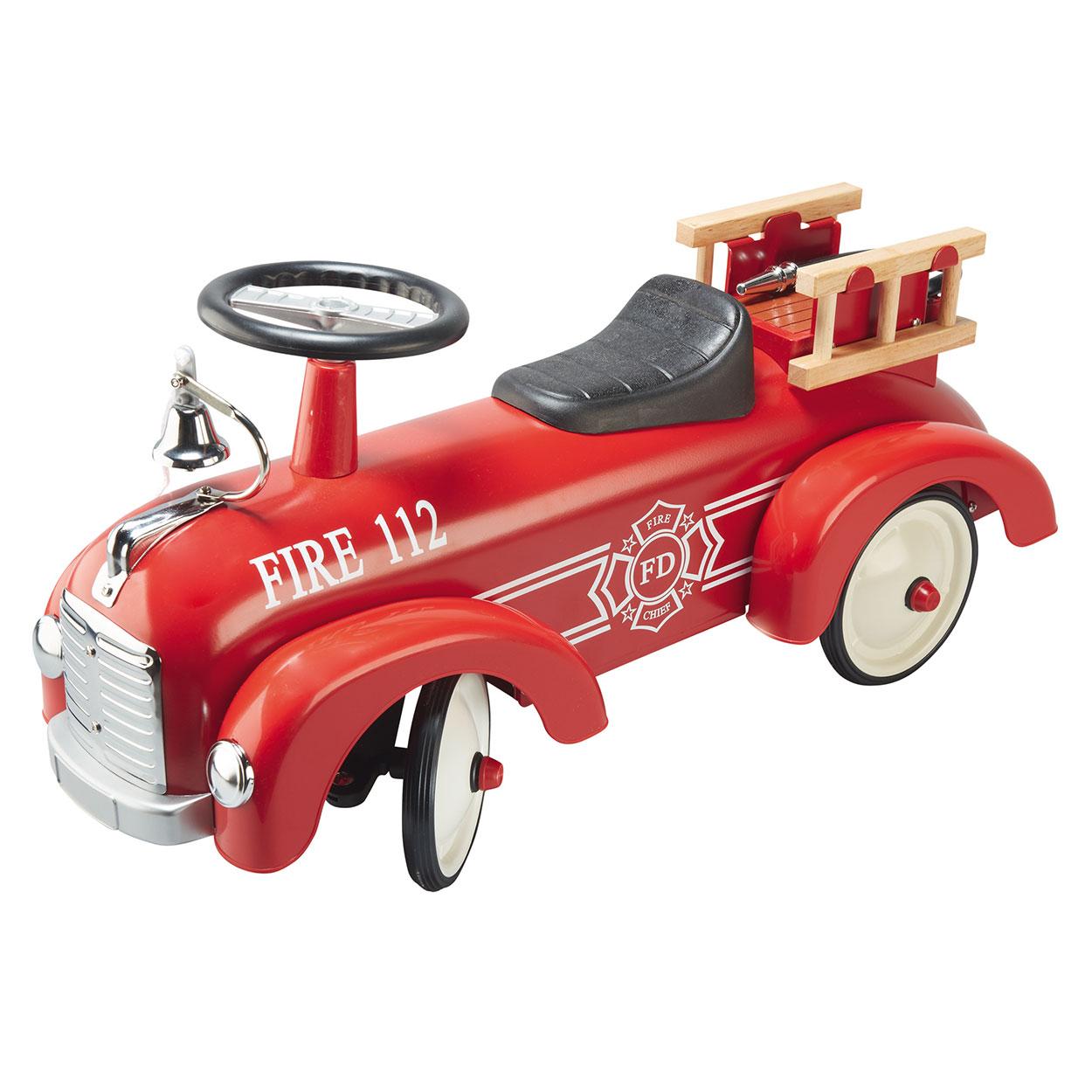rode loopauto brandweer