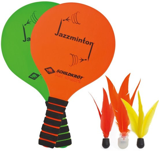Badminton met geluid