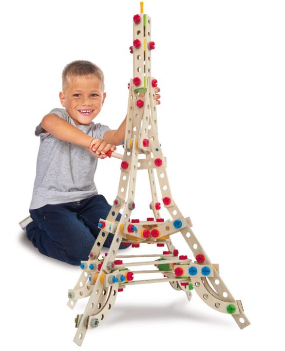 educatief bouwspeelgoed eifeltoren