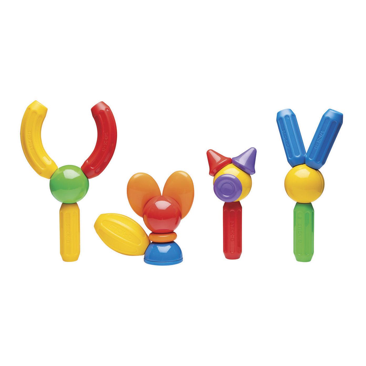 Magnetisch speelgoed Stick-O