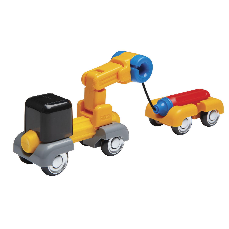 magnetisch educatief Stick-O speelgoed